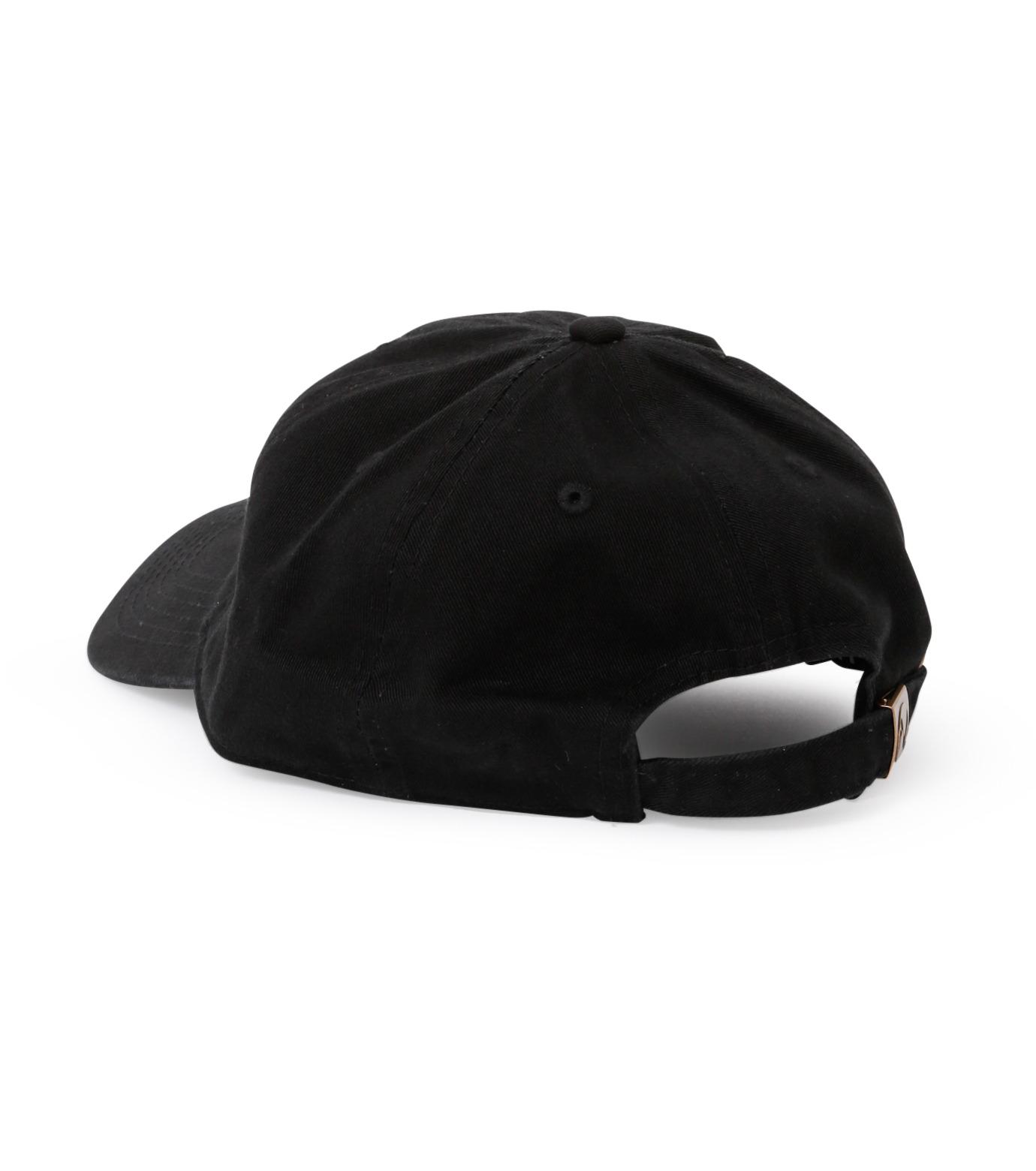 HEY YOU !(ヘイユウ)のDEUX'S CAP-BLACK(キャップ/cap)-18S90021-13 拡大詳細画像3