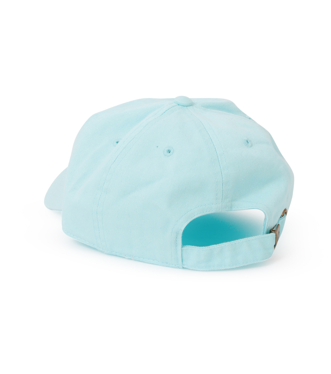 HEY YOU !(ヘイユウ)のDEUX'S CAP-LIGHT BLUE(キャップ/cap)-18S90021-91 拡大詳細画像3