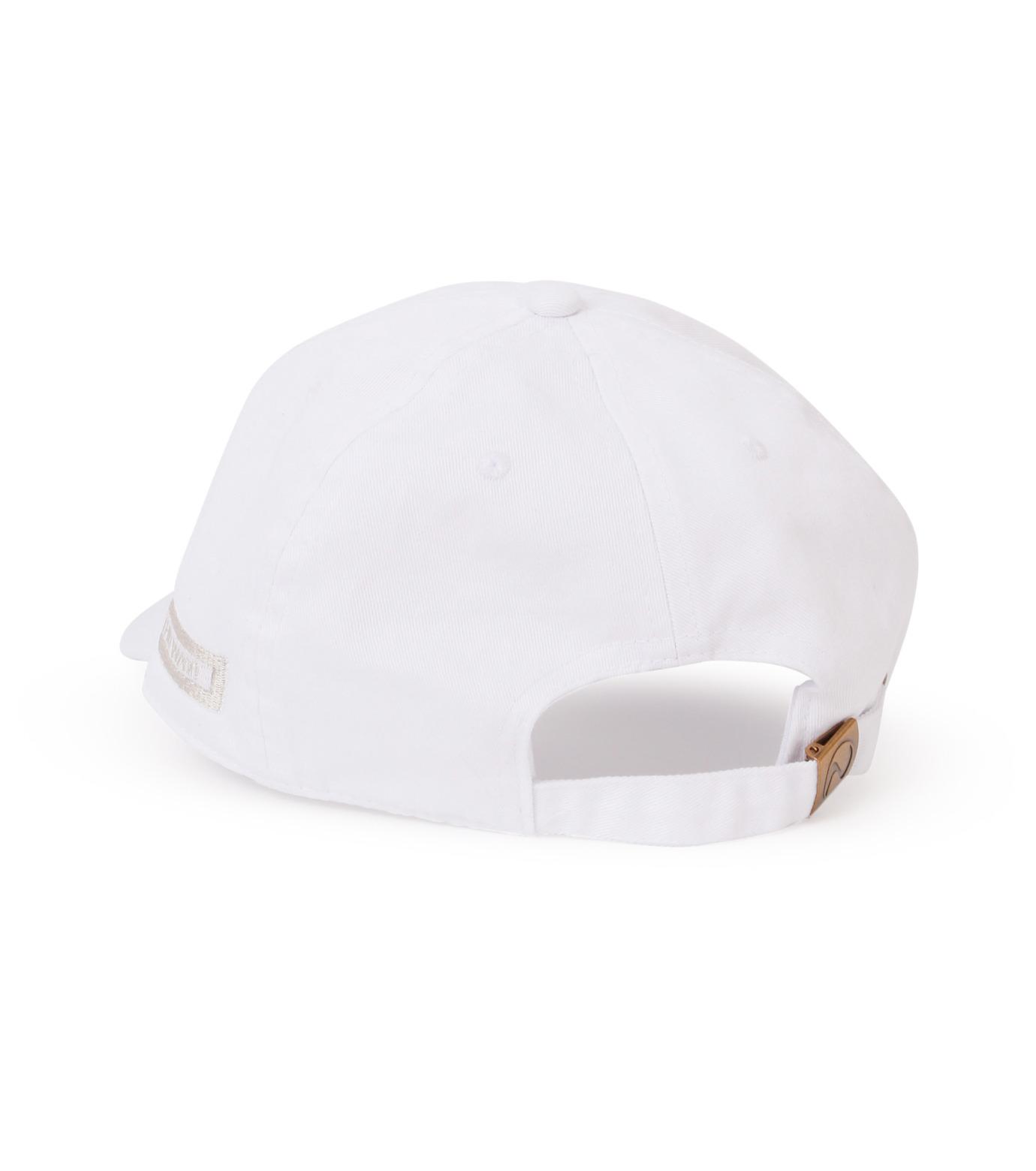 HEY YOU !(ヘイユウ)のSURF'S UP CAP-WHITE(キャップ/cap)-18S90022-4 拡大詳細画像3