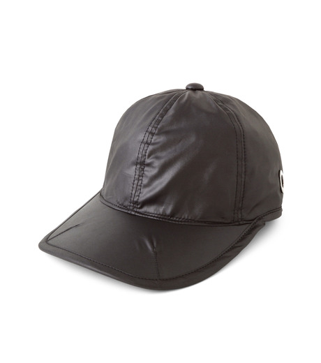 HEY YOU !(ヘイユウ)のWASHED TWILL CAP-BLACK(HATS/HATS)-18S90023-13 詳細画像1
