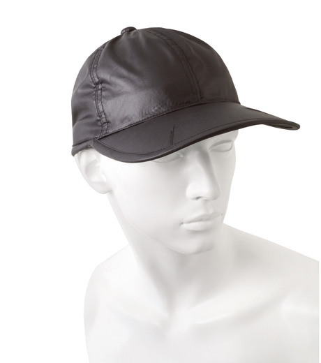 HEY YOU !(ヘイユウ)のWASHED TWILL CAP-BLACK(HATS/HATS)-18S90023-13 詳細画像4