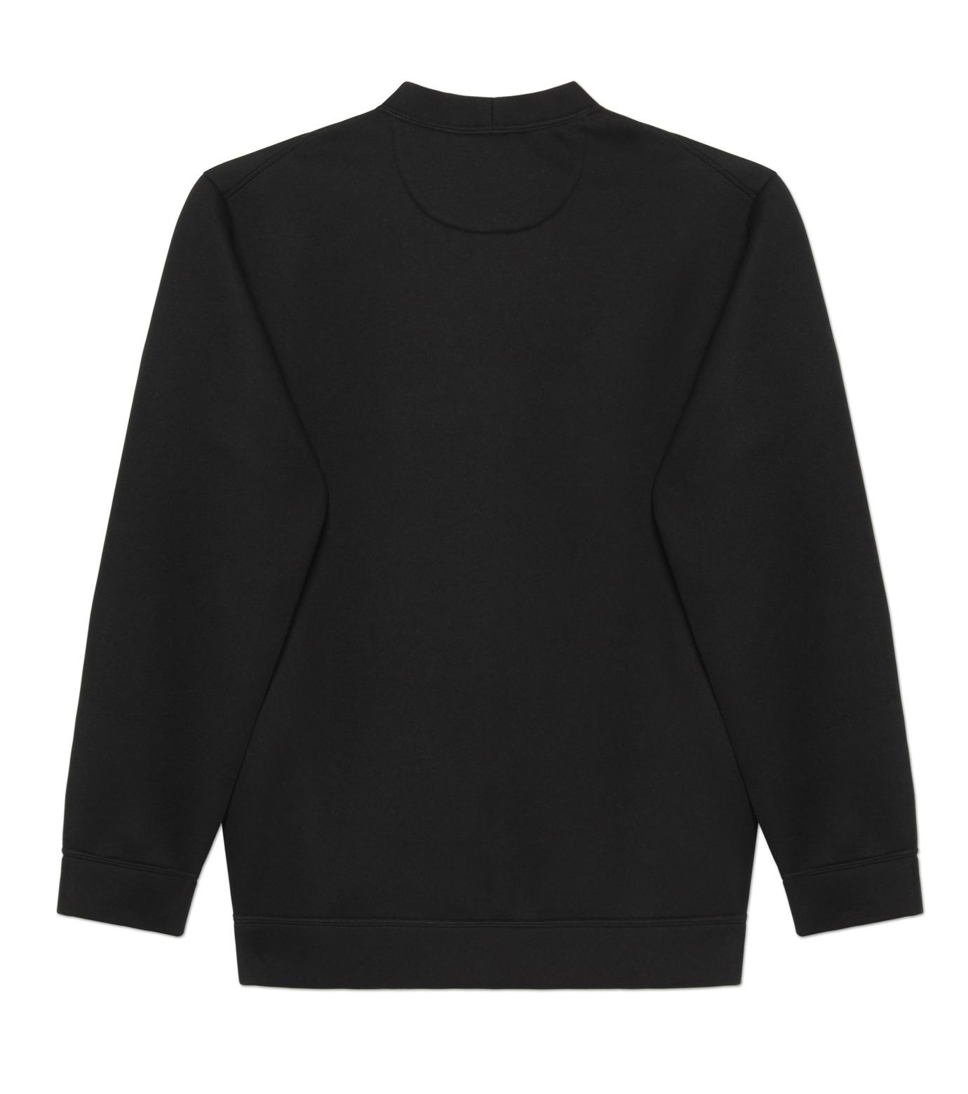 HL HEDDIE LOVU(エイチエル・エディールーヴ)のBONDING SWEATSHIRT-BLACK(カットソー/cut and sewn)-18S92001-13 拡大詳細画像5