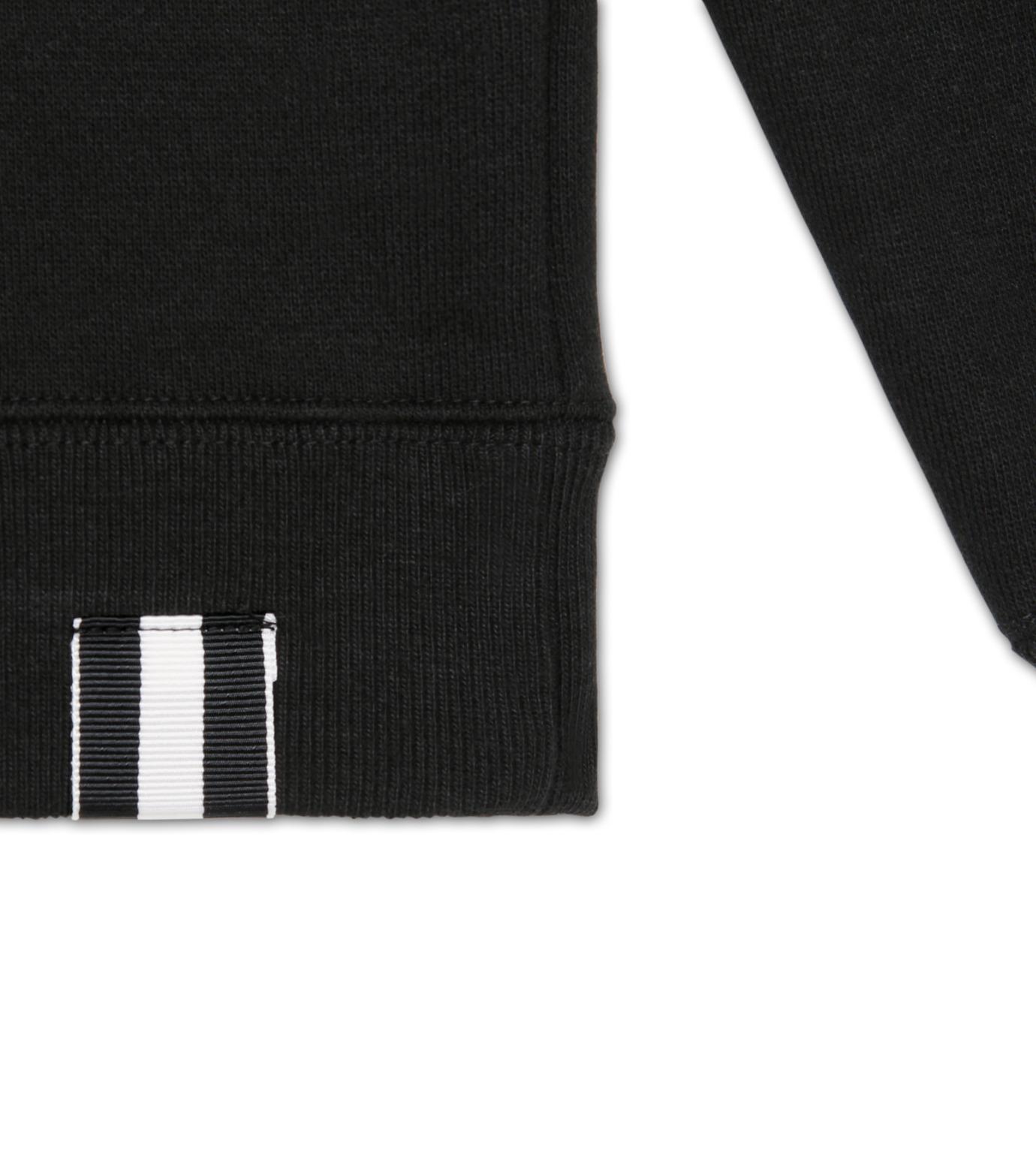 HL HEDDIE LOVU(エイチエル・エディールーヴ)のHEAVY SWEATSHIRT-BLACK(カットソー/cut and sewn)-18S92002-13 拡大詳細画像7