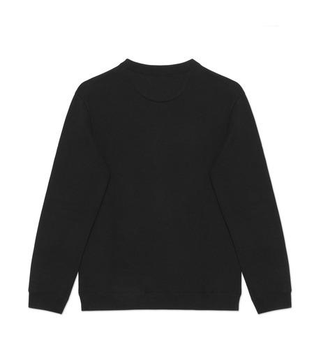 HL HEDDIE LOVU(エイチエル・エディールーヴ)のTHINGS pt SWEATS-BLACK(カットソー/cut and sewn)-18S92005-13 詳細画像5