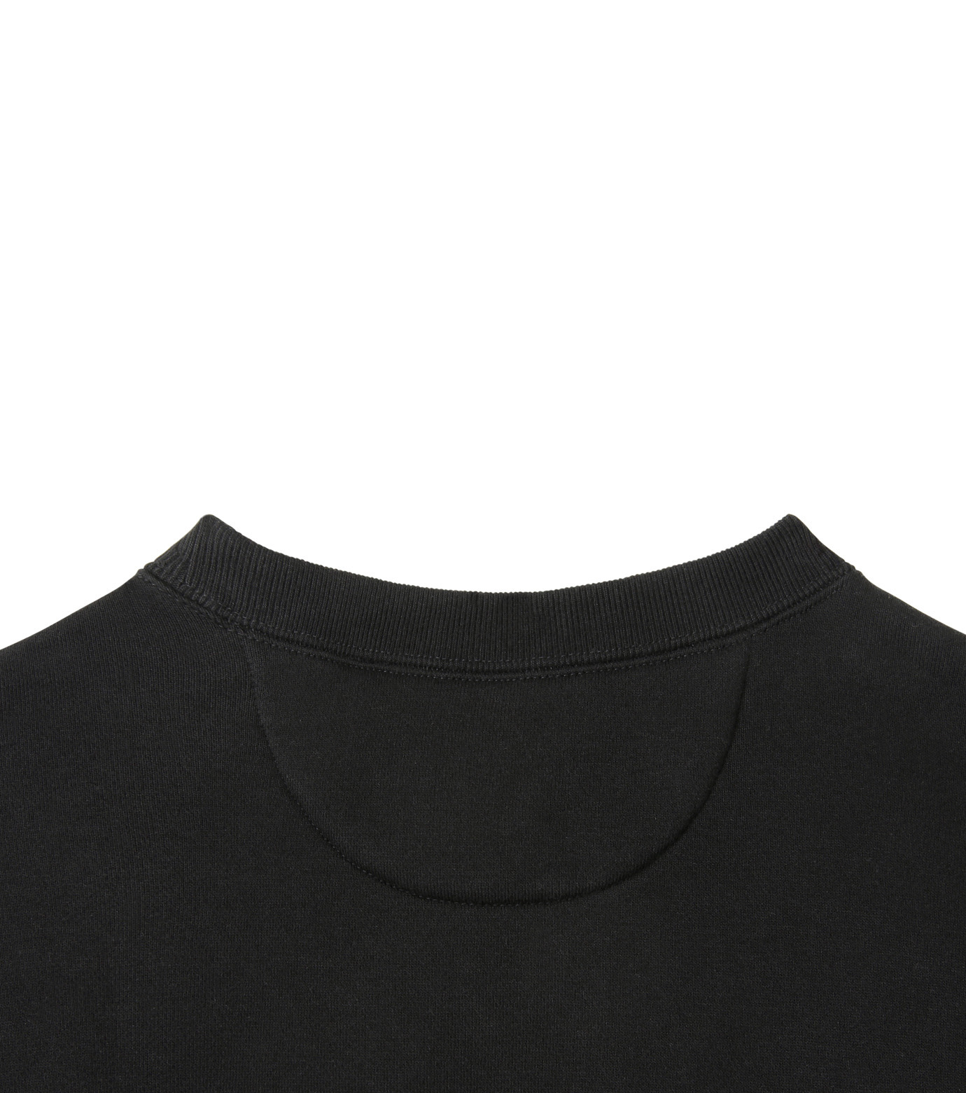 HL HEDDIE LOVU(エイチエル・エディールーヴ)のTHINGS pt SWEATS-BLACK(カットソー/cut and sewn)-18S92005-13 拡大詳細画像6