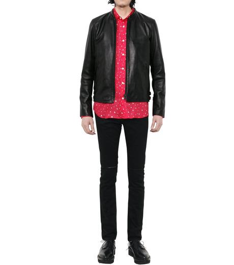 HL HEDDIE LOVU(エイチエル・エディールーヴ)のHEART PATTERN SHIRT-PINK(シャツ/shirt)-18S93001-72 詳細画像5