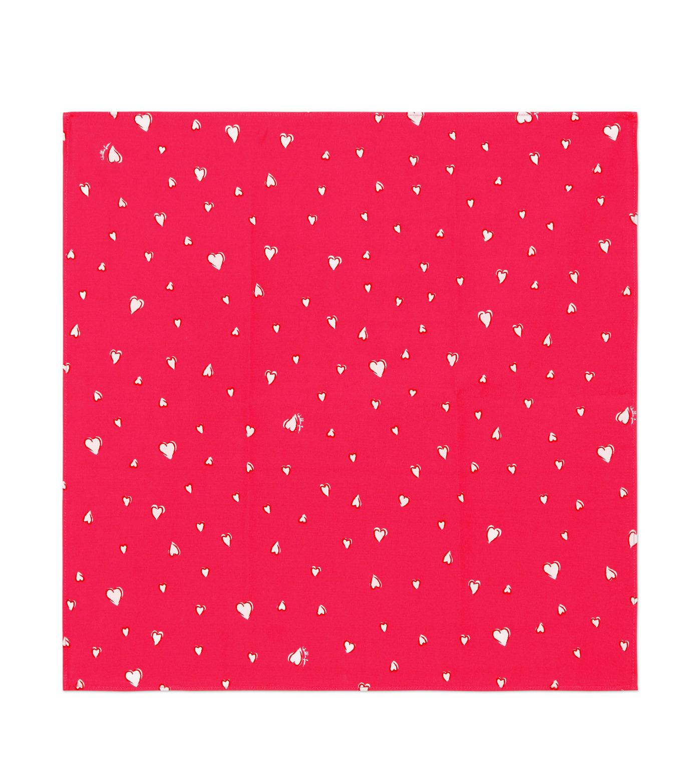 HL HEDDIE LOVU(エイチエル・エディールーヴ)のHEART PATTERN SHIRT-PINK(シャツ/shirt)-18S93001-72 拡大詳細画像7