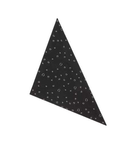 HL HEDDIE LOVU(エイチエル・エディールーヴ)のLINE HEART PATTERN SHIRT-BLACK(シャツ/shirt)-18S93002-13 詳細画像6