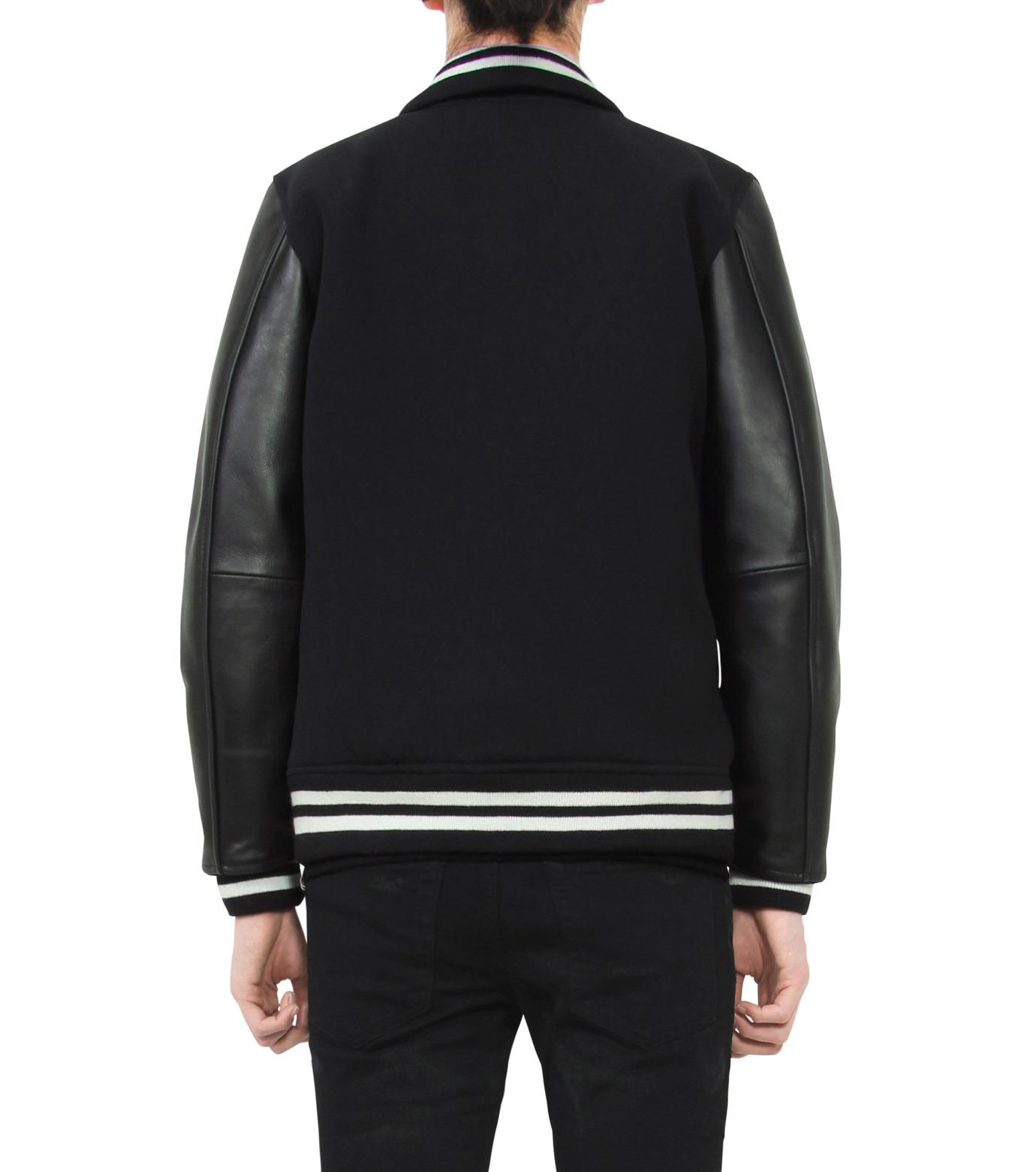 HL HEDDIE LOVU(エイチエル・エディールーヴ)のSTADIUM JACKET-BLACK(ジャケット/jacket)-18S94002-13 拡大詳細画像2