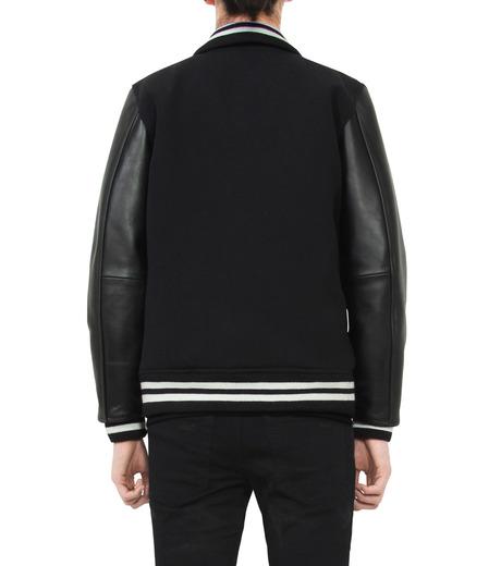 HL HEDDIE LOVU(エイチエル・エディールーヴ)のSTADIUM JACKET-BLACK(ジャケット/jacket)-18S94002-13 詳細画像2