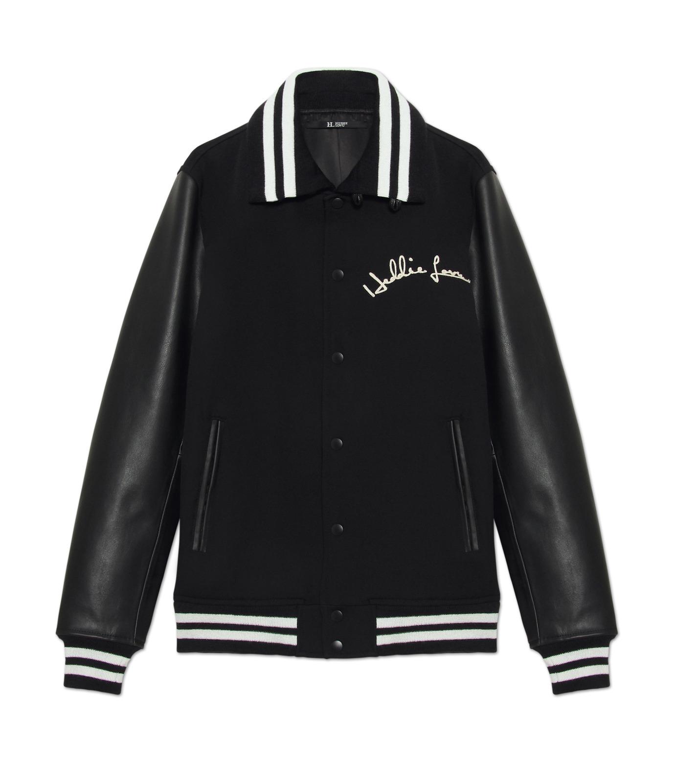 HL HEDDIE LOVU(エイチエル・エディールーヴ)のSTADIUM JACKET-BLACK(ジャケット/jacket)-18S94002-13 拡大詳細画像4