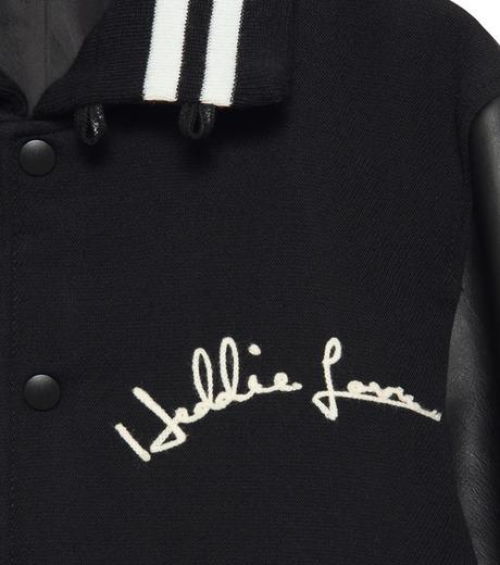 HL HEDDIE LOVU(エイチエル・エディールーヴ)のSTADIUM JACKET-BLACK(ジャケット/jacket)-18S94002-13 詳細画像5