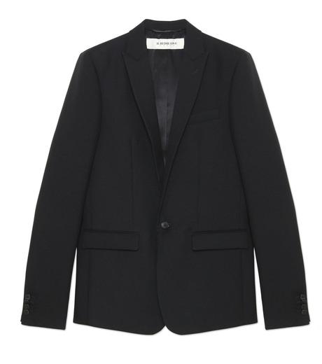 HL HEDDIE LOVU(エイチエル・エディールーヴ)のPEAKED LAPEL 1B JK-BLACK(ジャケット/jacket)-18S94005-13 詳細画像4