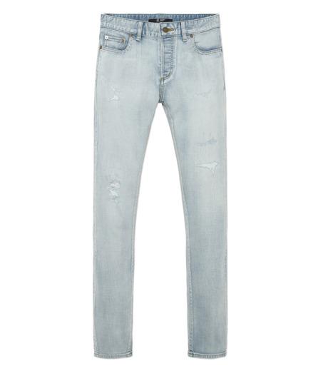 HL HEDDIE LOVU(エイチエル・エディールーヴ)のbleach skin slim-LIGHT BLUE(パンツ/pants)-18S98001-91 詳細画像4