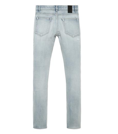 HL HEDDIE LOVU(エイチエル・エディールーヴ)のbleach skin slim-LIGHT BLUE(パンツ/pants)-18S98001-91 詳細画像5