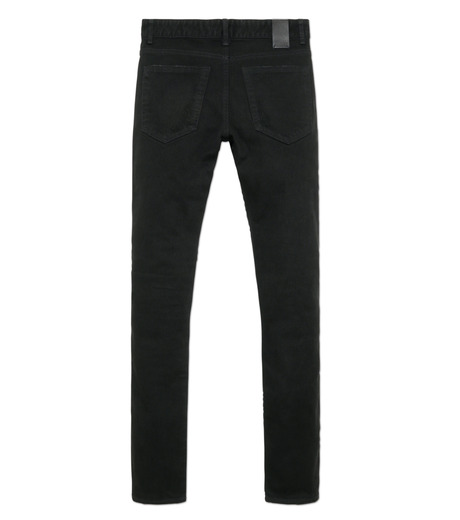 HL HEDDIE LOVU(エイチエル・エディールーヴ)のblk damage3 skin slim-BLACK(パンツ/pants)-18S98003-13 詳細画像5