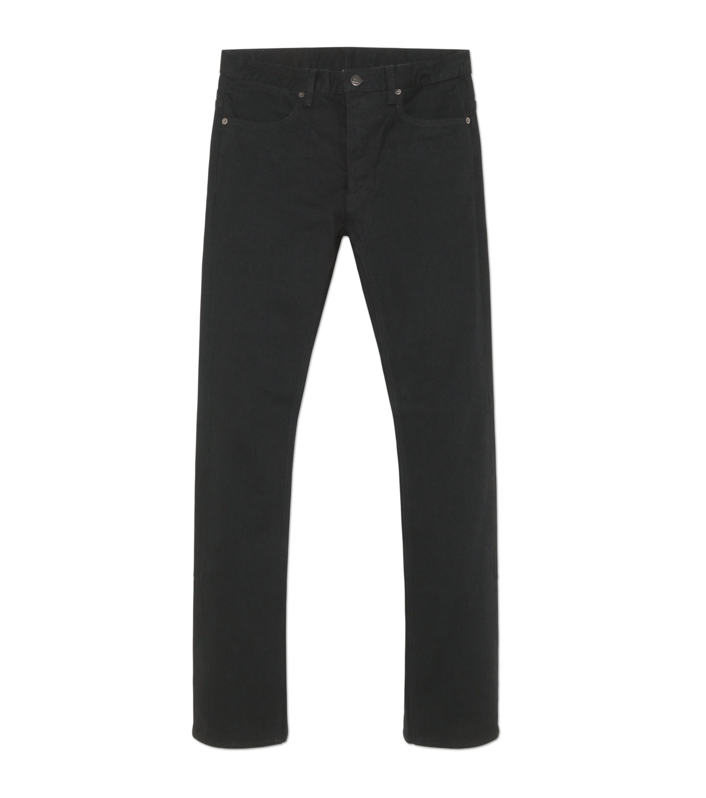 HL HEDDIE LOVU(エイチエル・エディールーヴ)のHL SLIM-BLACK(パンツ/pants)-18S98009-13 拡大詳細画像1