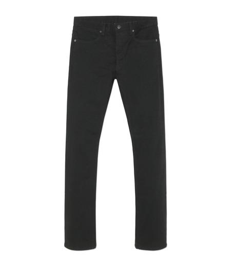 HL HEDDIE LOVU(エイチエル・エディールーヴ)のHL SLIM-BLACK(パンツ/pants)-18S98009-13 詳細画像1