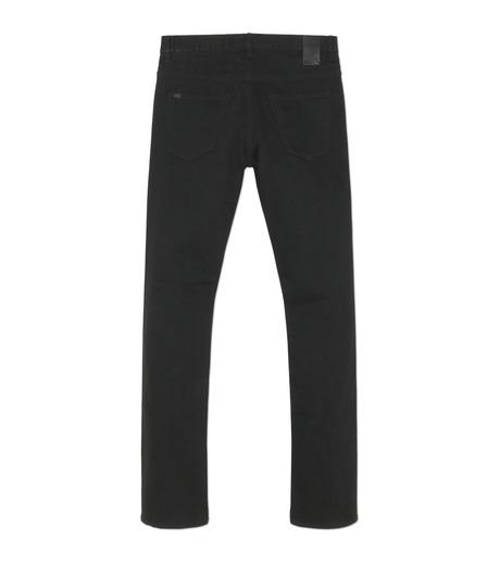 HL HEDDIE LOVU(エイチエル・エディールーヴ)のHL SLIM-BLACK(パンツ/pants)-18S98009-13 詳細画像2