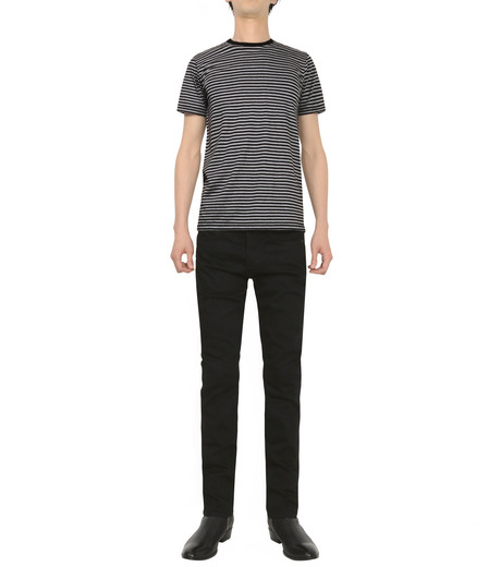 HL HEDDIE LOVU(エイチエル・エディールーヴ)のHL SLIM-BLACK(パンツ/pants)-18S98009-13 詳細画像5