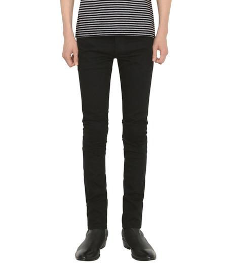 HL HEDDIE LOVU(エイチエル・エディールーヴ)のHL SUPER SLIM-BLACK(パンツ/pants)-18S98010-13 詳細画像1