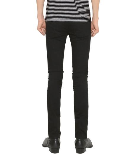 HL HEDDIE LOVU(エイチエル・エディールーヴ)のHL SUPER SLIM-BLACK(パンツ/pants)-18S98010-13 詳細画像2