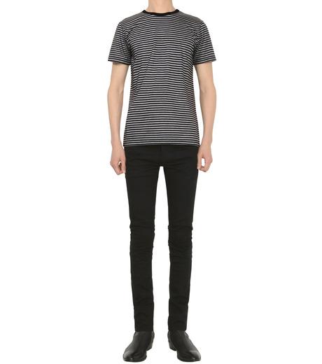 HL HEDDIE LOVU(エイチエル・エディールーヴ)のHL SUPER SLIM-BLACK(パンツ/pants)-18S98010-13 詳細画像3