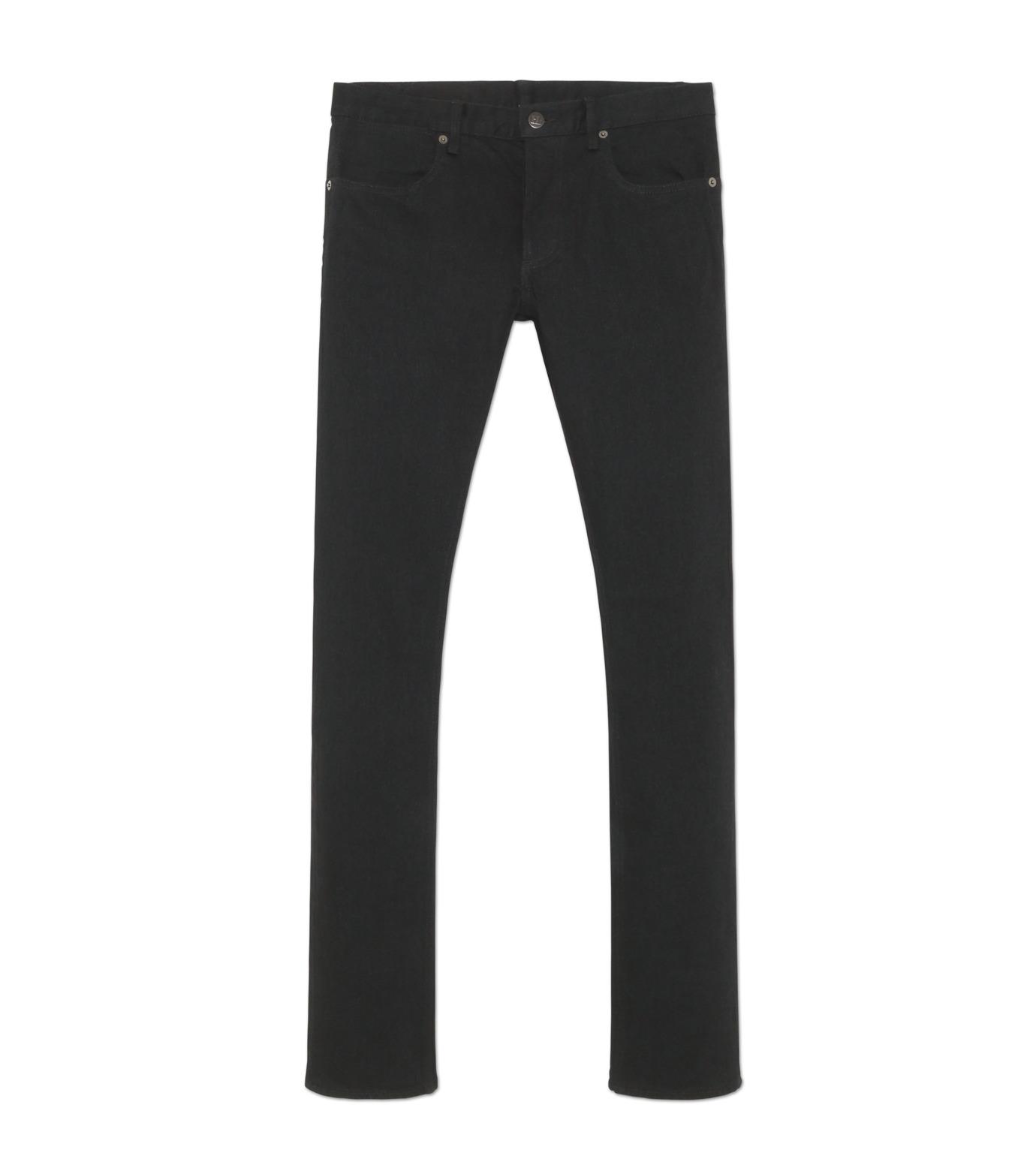 HL HEDDIE LOVU(エイチエル・エディールーヴ)のHL SUPER SLIM-BLACK(パンツ/pants)-18S98010-13 拡大詳細画像4