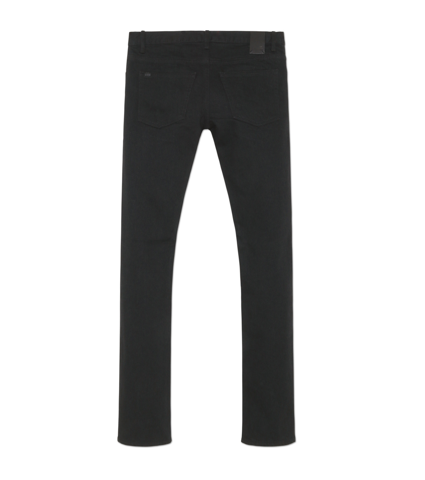 HL HEDDIE LOVU(エイチエル・エディールーヴ)のHL SUPER SLIM-BLACK(パンツ/pants)-18S98010-13 拡大詳細画像5