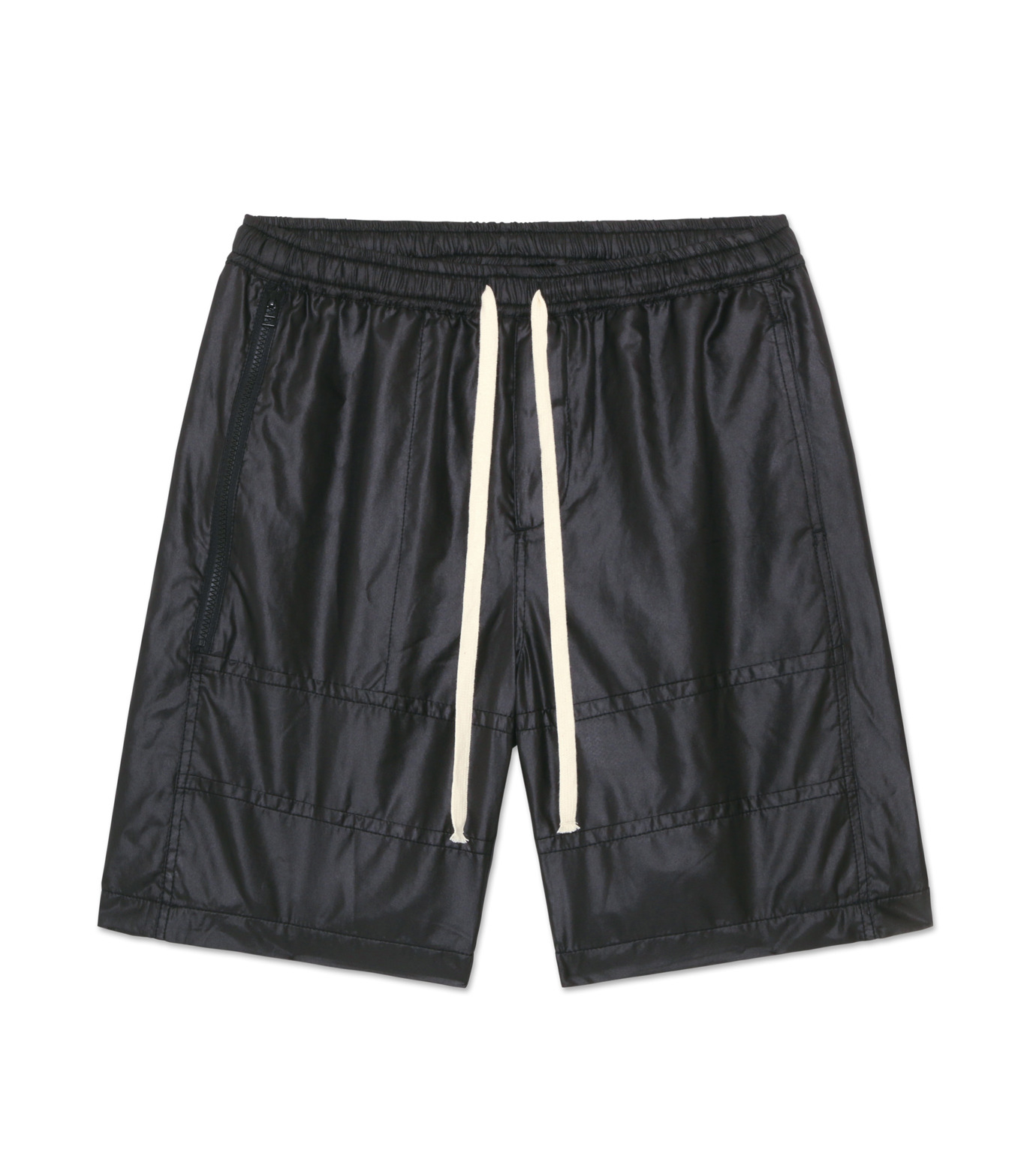 HEY YOU !(ヘイユウ)のWASHED TWILL SHORTS-BLACK(SWIMWEAR/SWIMWEAR)-18S98011-13 拡大詳細画像1