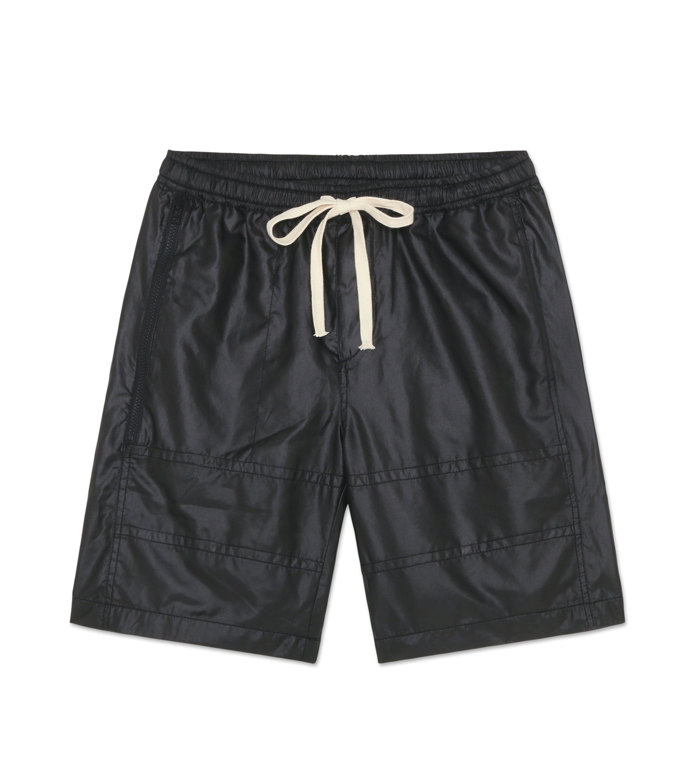 HEY YOU !(ヘイユウ)のWASHED TWILL SHORTS-BLACK(SWIMWEAR/SWIMWEAR)-18S98011-13 拡大詳細画像2