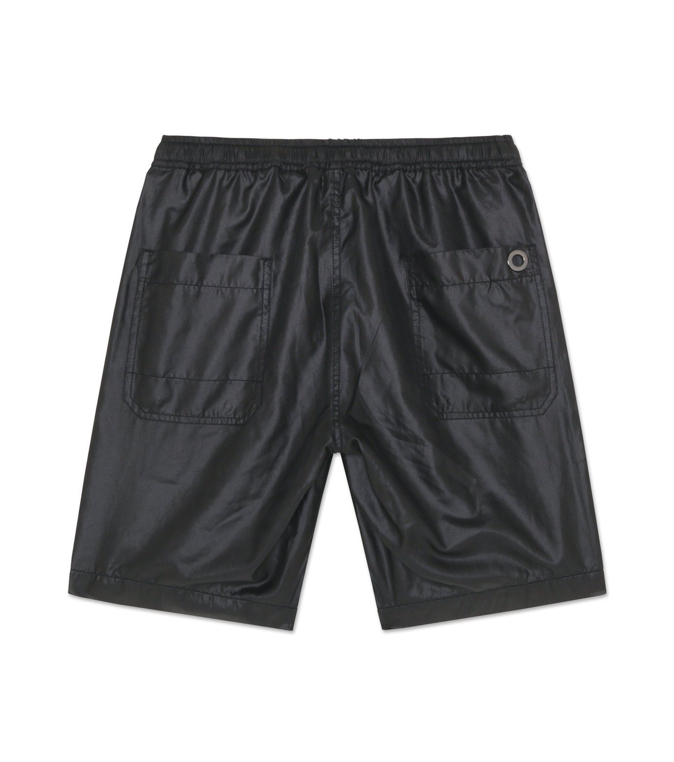 HEY YOU !(ヘイユウ)のWASHED TWILL SHORTS-BLACK(SWIMWEAR/SWIMWEAR)-18S98011-13 拡大詳細画像3