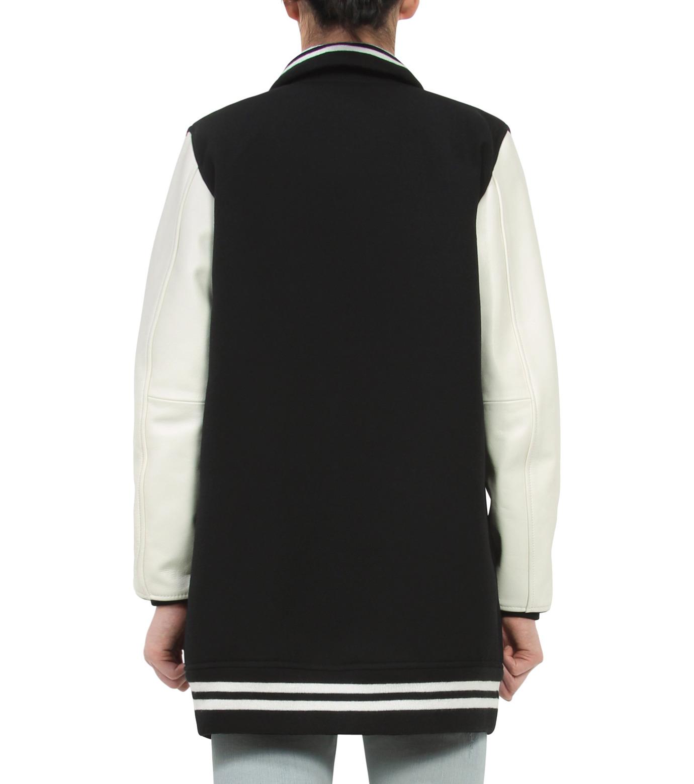 HL HEDDIE LOVU(エイチエル・エディールーヴ)のLONG STADIUM JAC-WHITE(ジャケット/jacket)-18S99002-4 拡大詳細画像2
