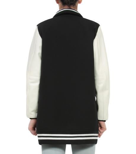 HL HEDDIE LOVU(エイチエル・エディールーヴ)のLONG STADIUM JAC-WHITE(ジャケット/jacket)-18S99002-4 詳細画像2