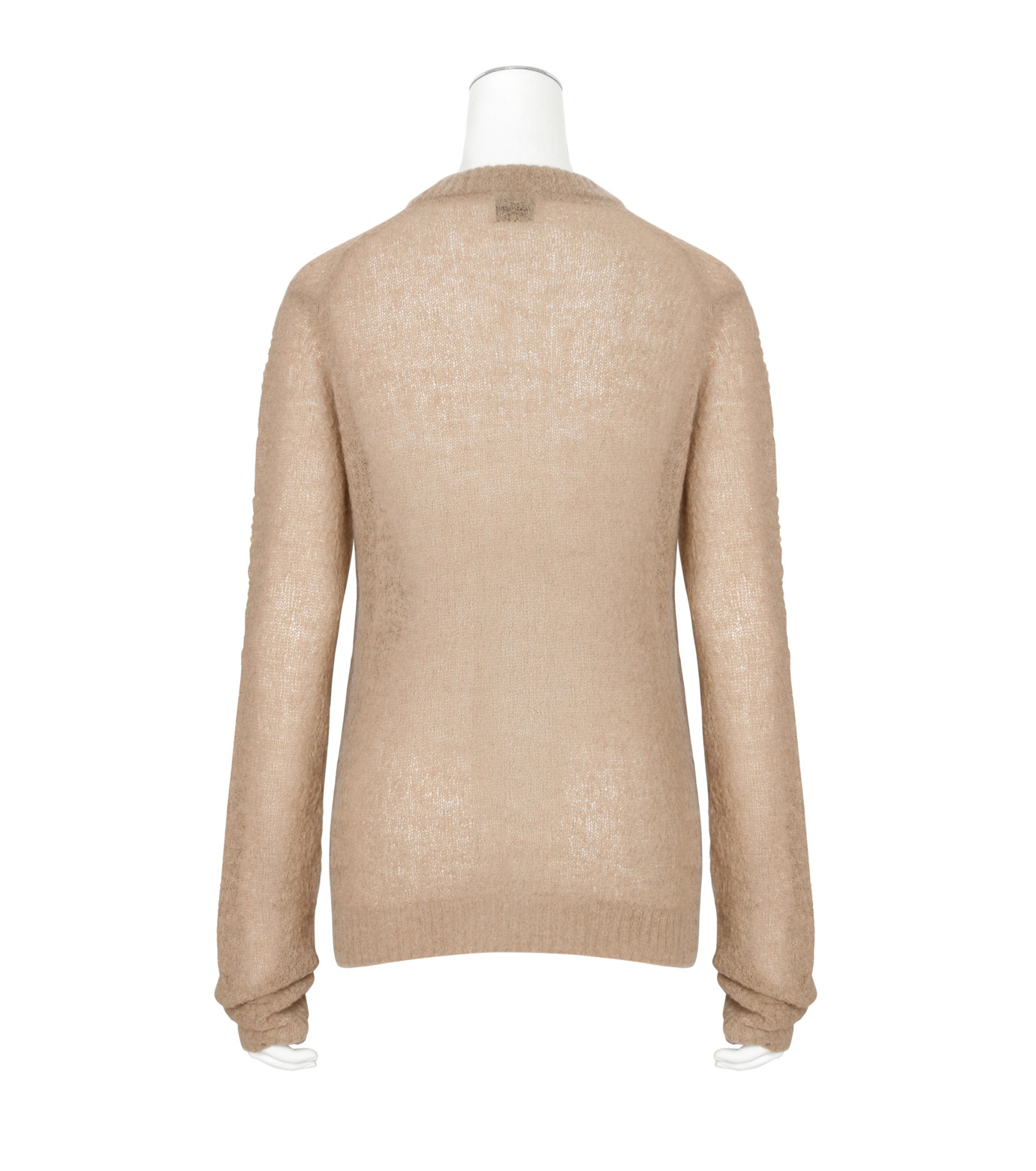 ACNE STUDIOS(アクネ ストゥディオズ)のAlpaca Extra LS Pullover-BEIGE(ニット/knit)-19F166-52 拡大詳細画像2
