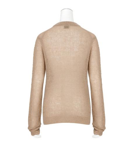 ACNE STUDIOS(アクネ ストゥディオズ)のAlpaca Extra LS Pullover-BEIGE(ニット/knit)-19F166-52 詳細画像2