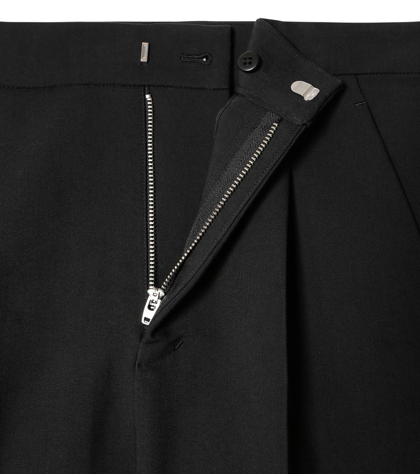LE CIEL BLEU(ルシェルブルー)のクロップルーズパンツ-BLACK(パンツ/pants)-19S68102 拡大詳細画像5