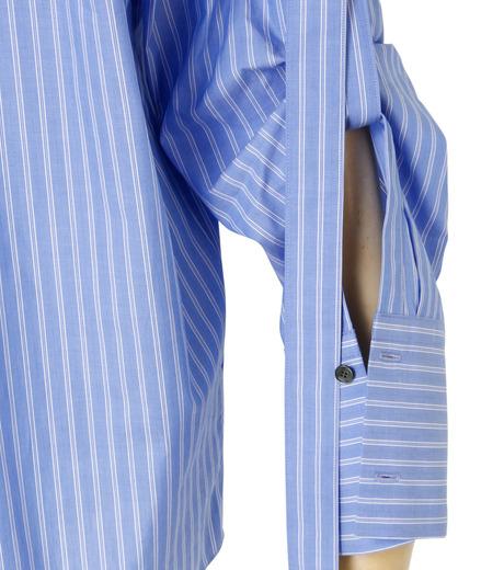IRENE(アイレネ)のバックワーズシャツ-BLUE(シャツ/shirt)-19S83009 詳細画像6