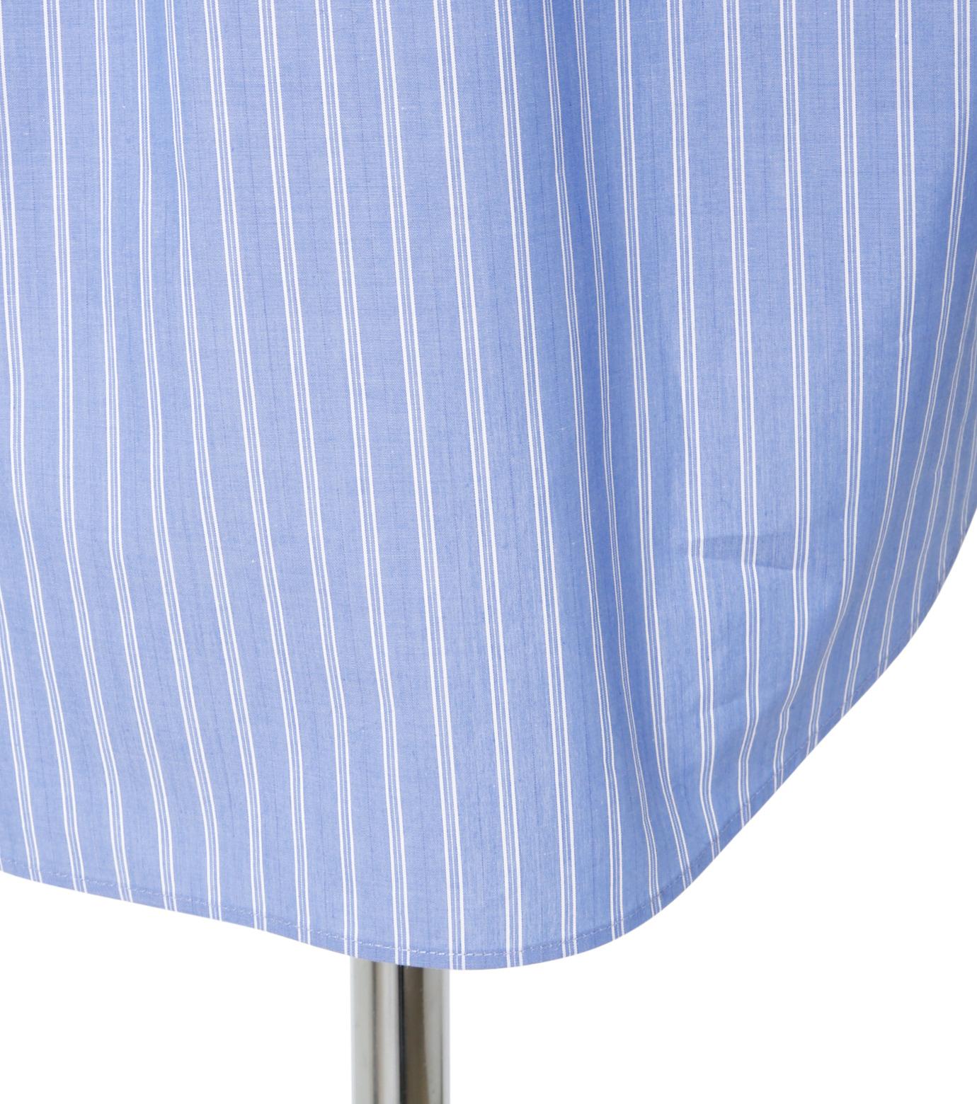 IRENE(アイレネ)のバックワーズシャツ-BLUE(シャツ/shirt)-19S83009 拡大詳細画像7