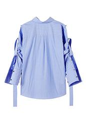 IRENE(アイレネ) バックワーズシャツ
