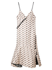 IRENE(アイレネ) バードジャカードドレス