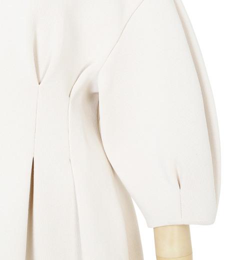 IRENE(アイレネ)のコットンニットドレス-WHITE(ワンピース/one piece)-19S85009 詳細画像6