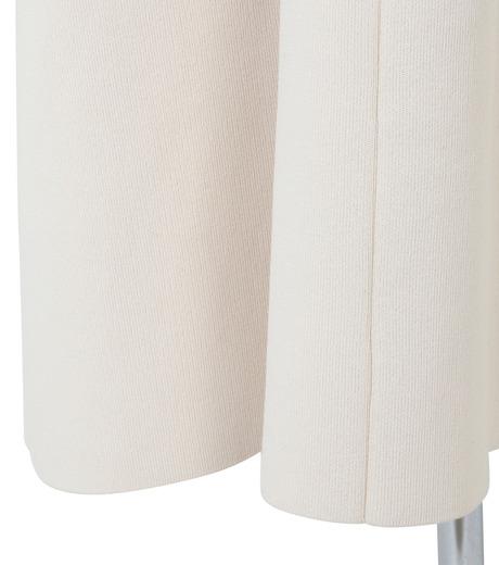 IRENE(アイレネ)のコットンニットドレス-WHITE(ワンピース/one piece)-19S85009 詳細画像7