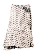 IRENE バードジャカードスカート