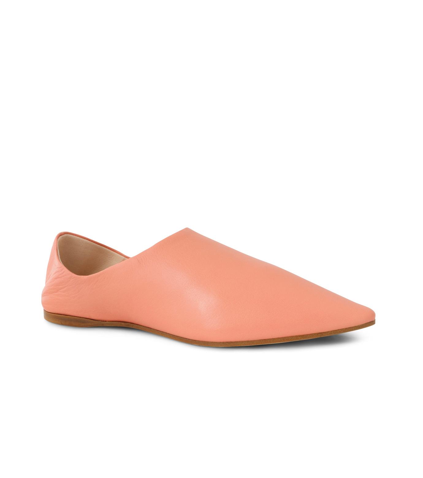 ACNE STUDIOS(アクネ ストゥディオズ)のSlipper Nappa-PINK(フラットシューズ/Flat shoes)-1EGC64-72 拡大詳細画像2