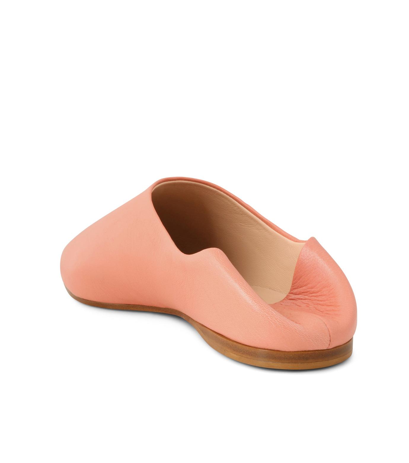 ACNE STUDIOS(アクネ ストゥディオズ)のSlipper Nappa-PINK(フラットシューズ/Flat shoes)-1EGC64-72 拡大詳細画像3
