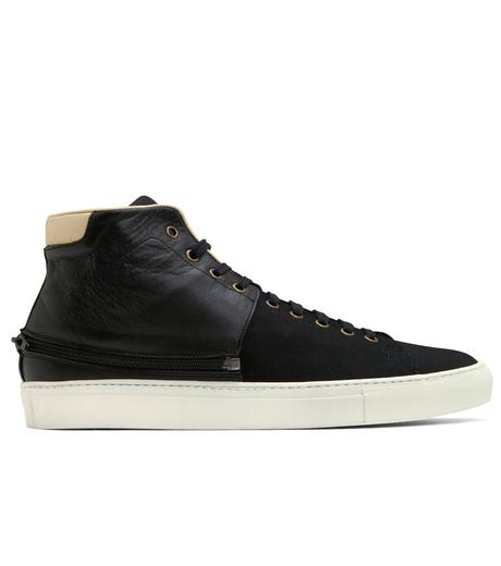 Trussardi(トラサルディ)のSeparate Sneaker-BLACK-1RS721-13 詳細画像1