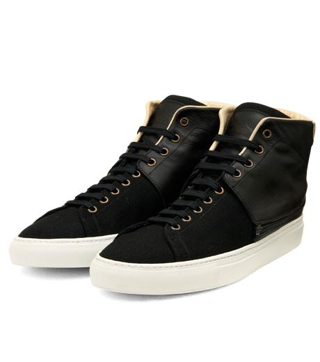Trussardi(トラサルディ)のSeparate Sneaker-BLACK-1RS721-13 詳細画像5