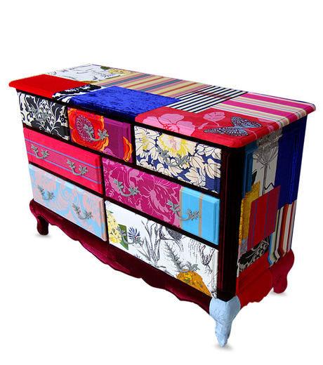 Squintlimited(スクイントリミテッド)の7 Drawer chest-NONE-2-0 詳細画像1