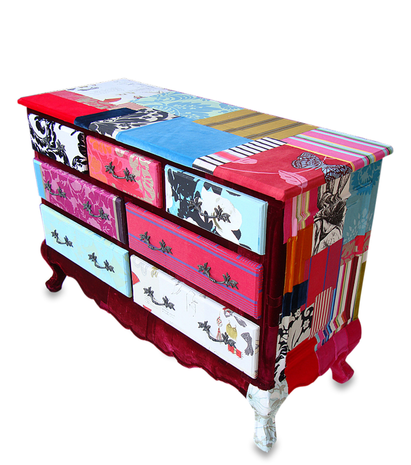 Squintlimited(スクイントリミテッド)の7 Drawer chest-NONE-2-0 拡大詳細画像3